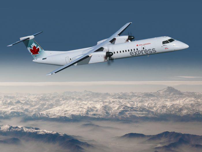 Jazz Aviation Q400 NextGen